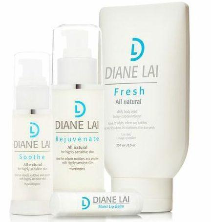 Diane Lai Skincare Gives Back
