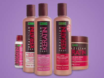 Say Goodbye To Frizz With nuNAAT