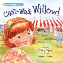Can't-Wait Willow Book Giveaway