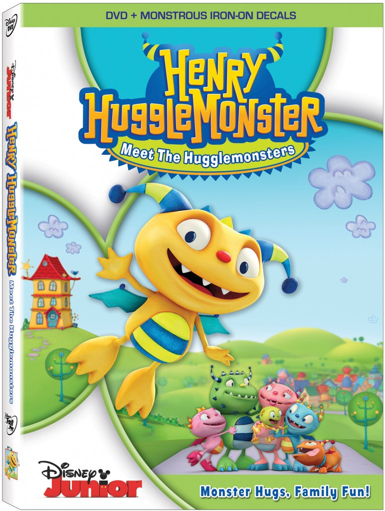 Henry Hugglemonster: Meet The Hugglemonsters Giveaway