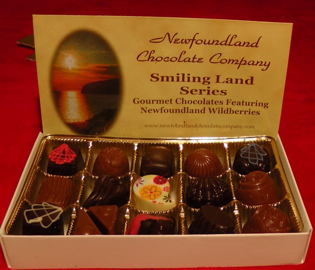Newfoundland Chocolate Company Giveaway