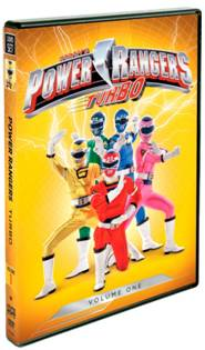 Power Rangers Turbo: Volume 1 Review