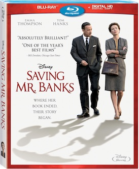 Saving Mr Banks Blu-ray Giveaway