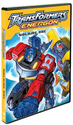 Transformers Energon Volume One Giveaway