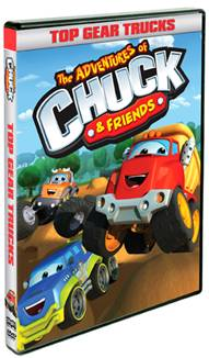 The Adventures of Chuck & Friends: Top Gear Trucks Review
