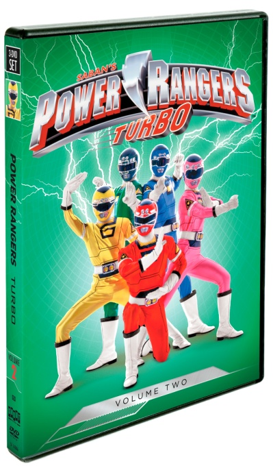 Power Rangers Turbo, Volume 2 Giveaway