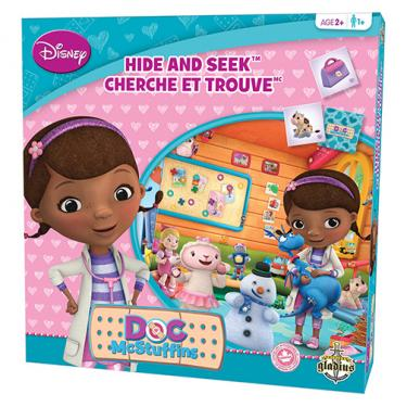 Doc McStuffins Hide & Seek From Gladius #GiftGuide