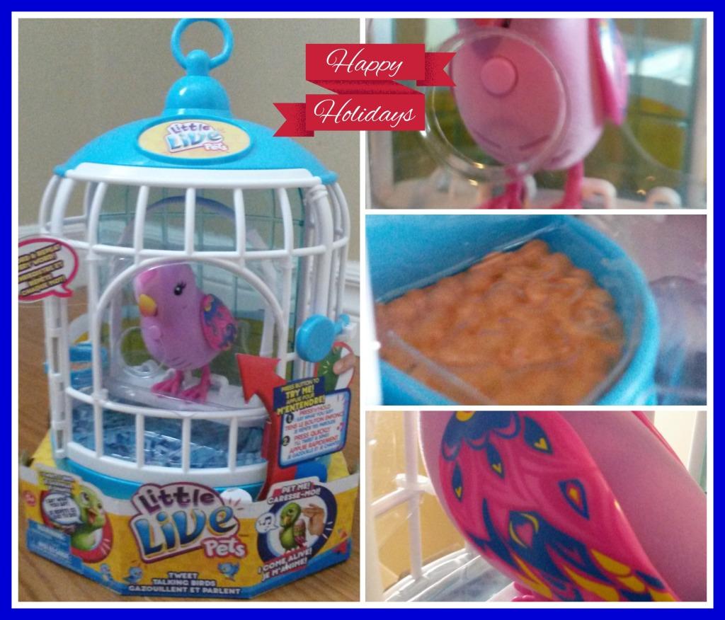 Little Live Pets & Bloom Pops Toy Bundle #GiftGuide