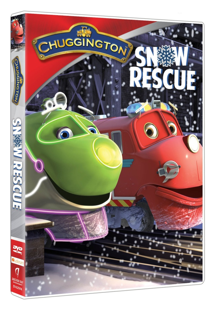 Chuggington: Snow Rescue #GiftGuide