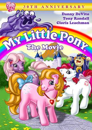 Relive The 80's: My Little Pony Style Giveaway