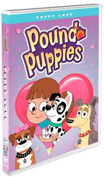 Pound Puppies: Puppy Love DVD Review