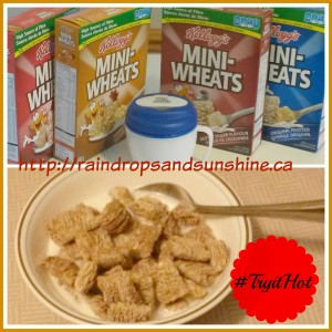 Kellogs Wheats