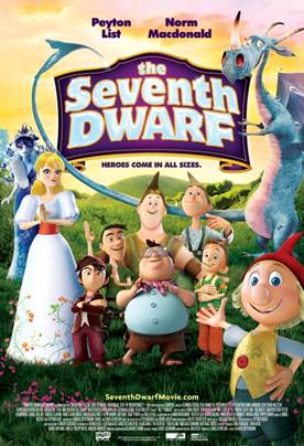 The Seventh Dwarf From Shout! Factory Kids #The7thDwarf!