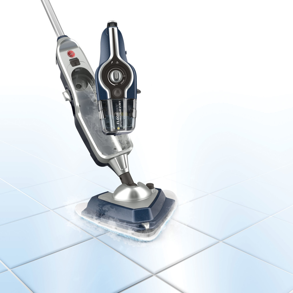 Rethink Your Cleaning Using The #PowerofSteam