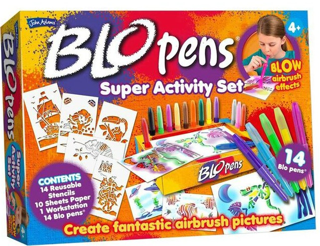 Blo Pens The Magic Markers Are Back!