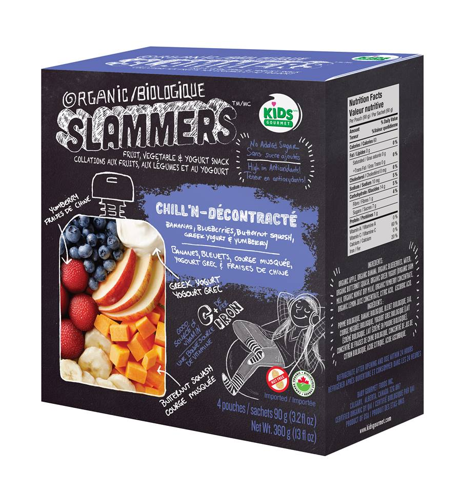 Slammers Snacks