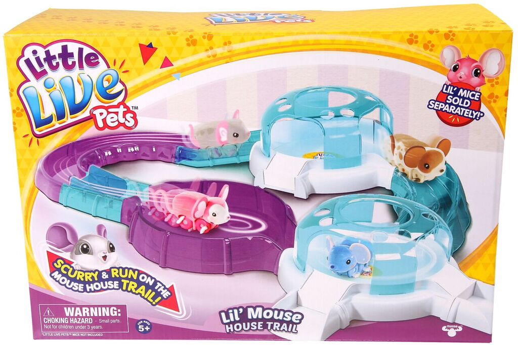 Lil Mice Joins The Little Live Pets Family Giftguide Raindrops And Sunshine