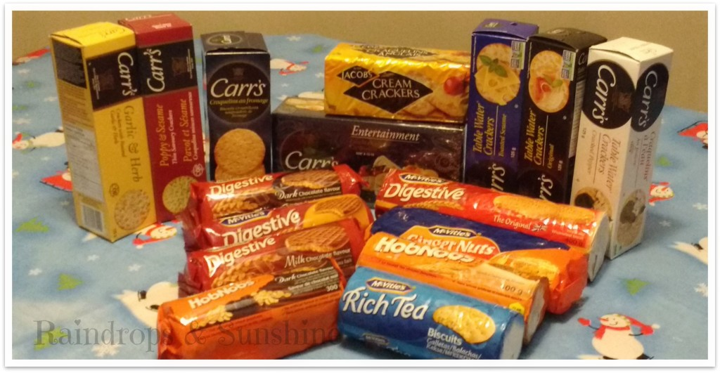 Entertain Your Guests With United Biscuit Products