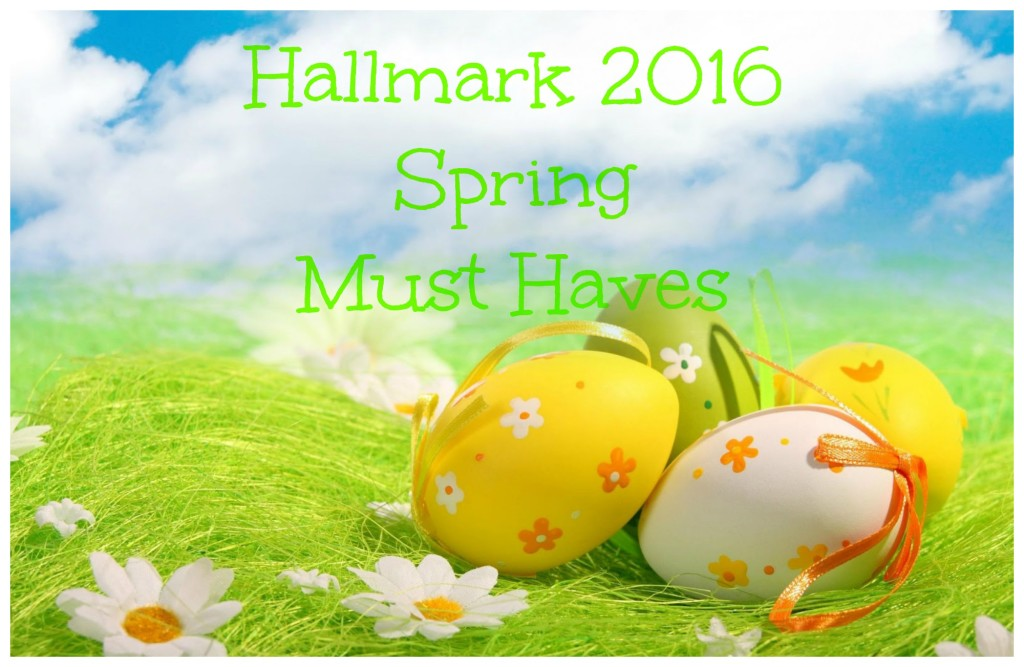 Spring Must Haves From #LoveHallmarkCA