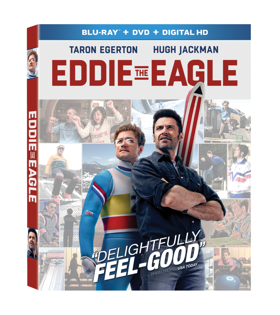 Eddie The Eagle Giveaway #EddieInsiders