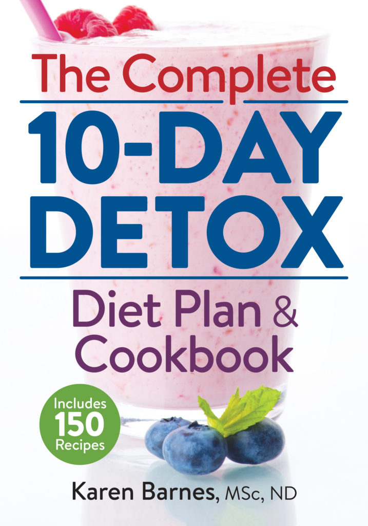 The Complete 10 Day Detox With Recipes