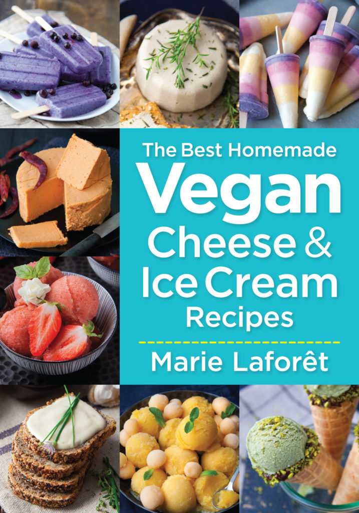 Vegan Cheese and Ice Cream Recipes