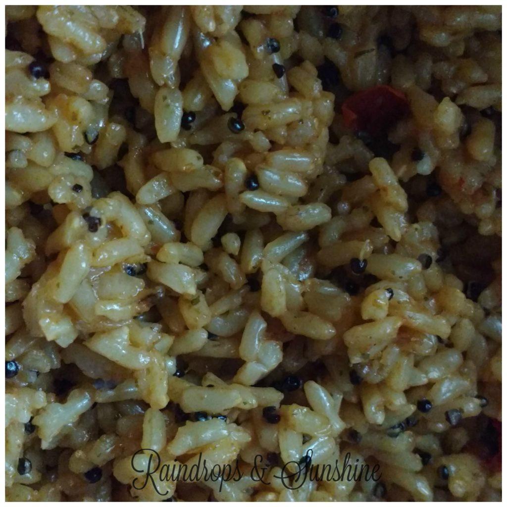 Seeds of Change Rice