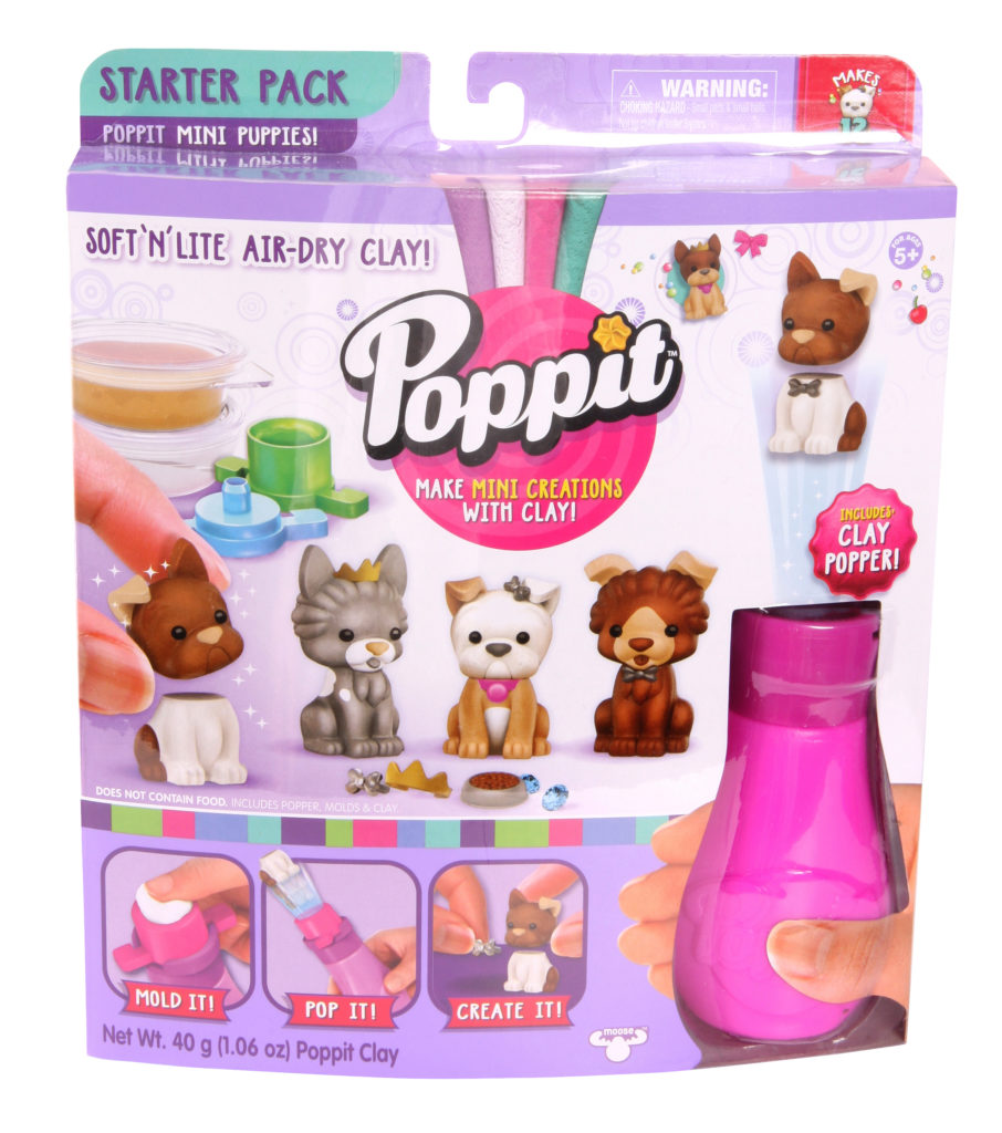 Poppit Make Beautiful Creations With Clay #Giveaway