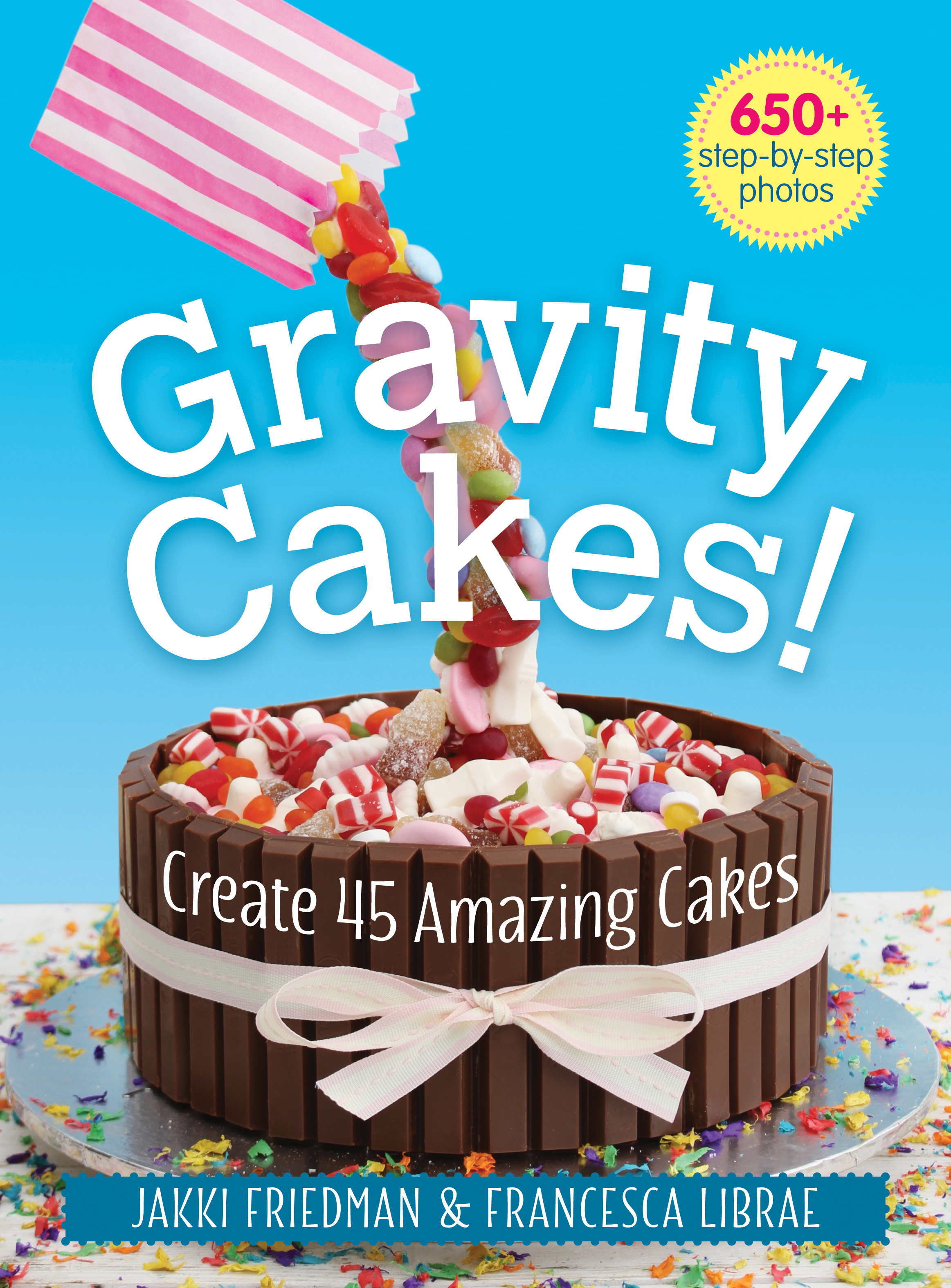 Create 45 Amazing Gravity Cakes Raindrops & Sunshine