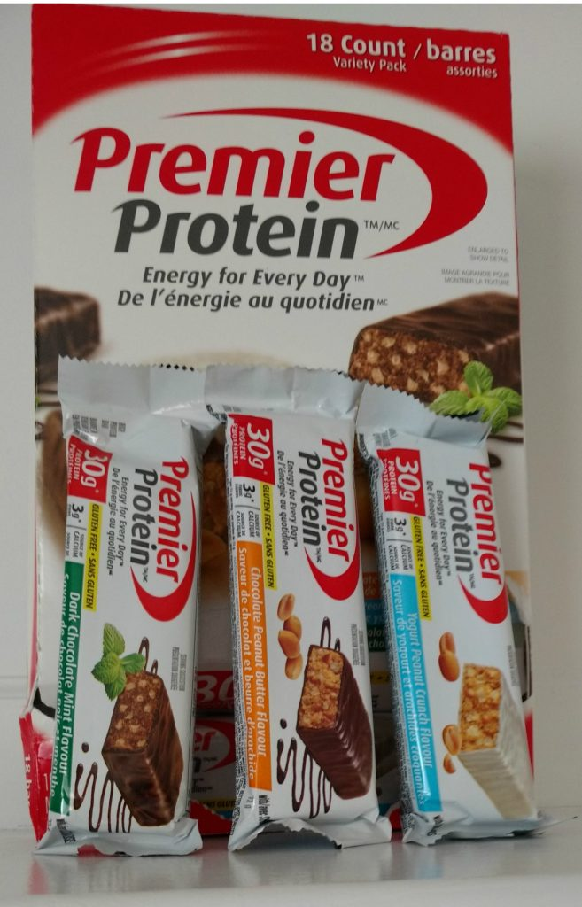 Premier Protein Bars Satisfies Your Hunger #Ad