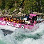 Feel the Adrenaline of a Whirlpool Jet Boat #NiagaraFalls