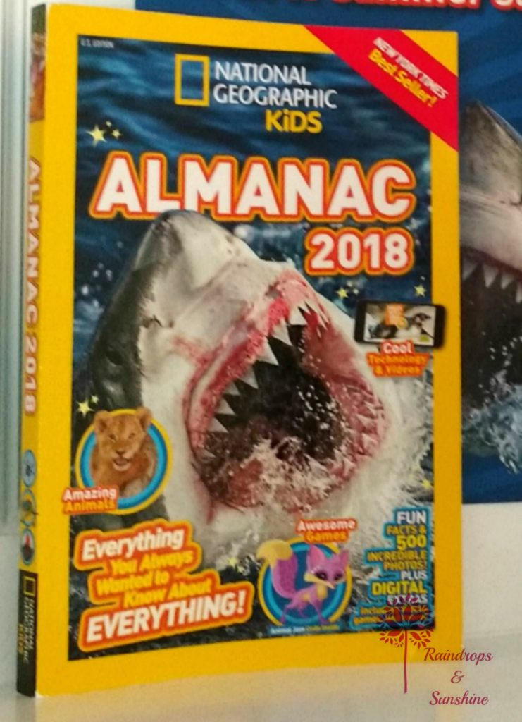 Almanac 2018 Takes a Bite out of the Summer Slide