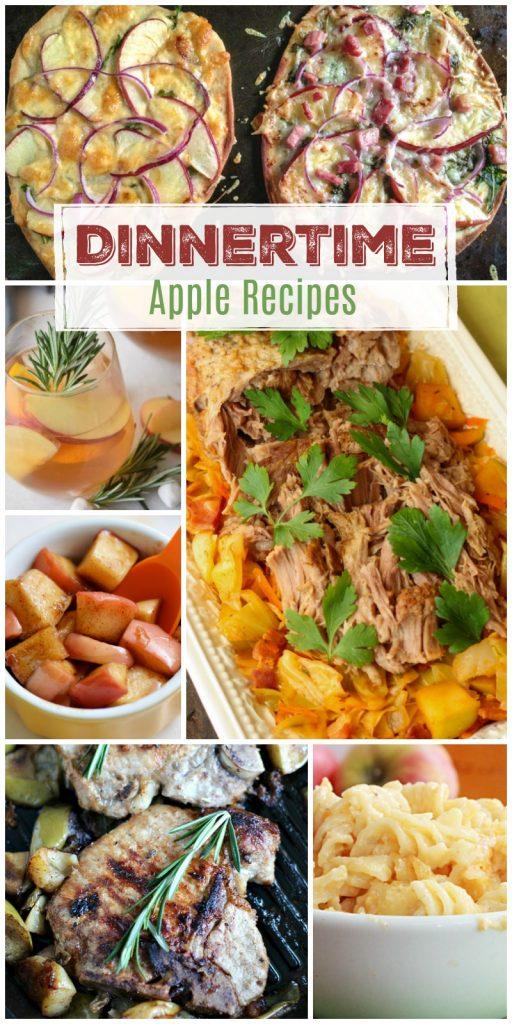 8 Dinnertime Apple Recipes for Fall