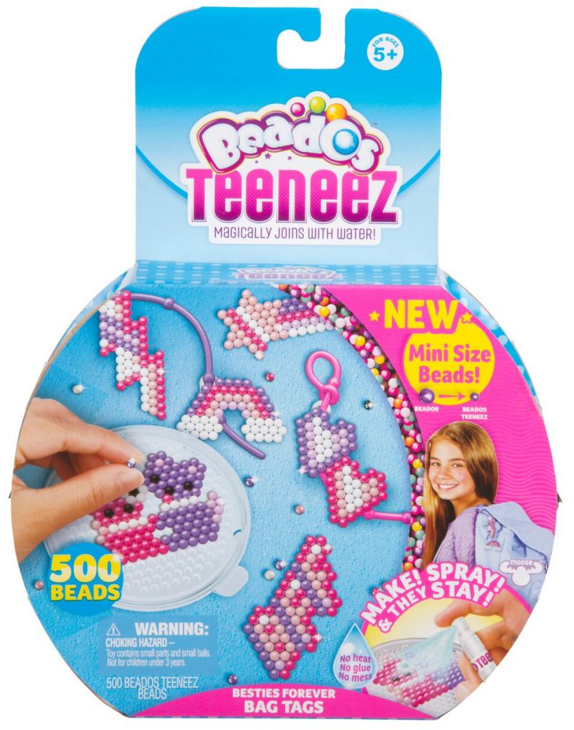 Create BFF Bag Tags With a Teeneez Theme Pack