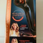 Metá e Metá (Half & Half) Curl Secret from Infiniti Pro by Conair #HolidayGiftGuide