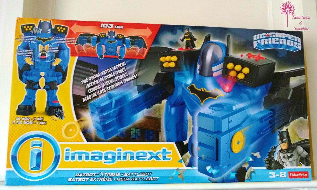 BatBot the Ultimate Gift for Batman Fans #HolidayGiftGuide