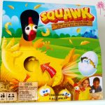 A Squawking Game From Mattel #HolidayGiftGuide