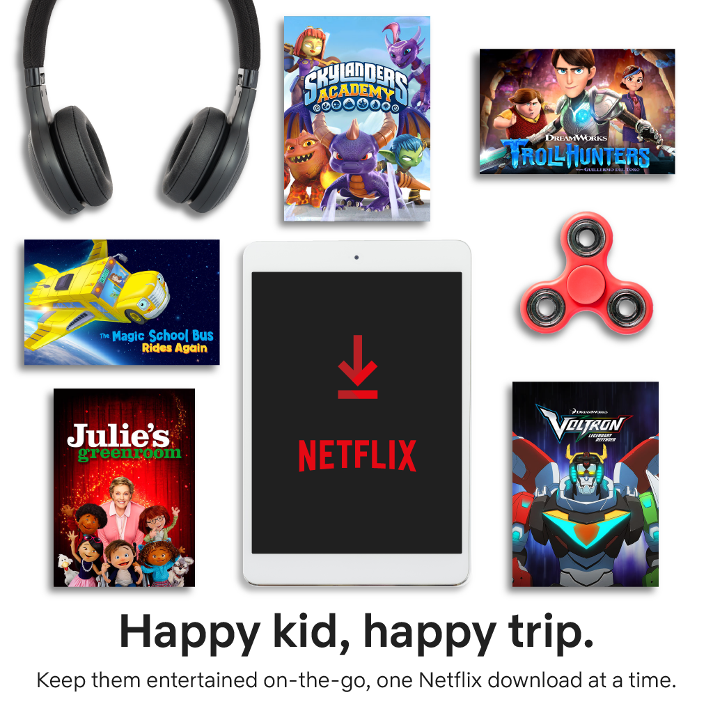 Traveling With Kids Essentials #StreamTeam
