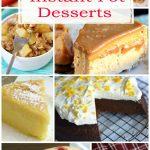 8 Instant Pot Dessert Recipes