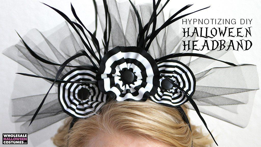 D.I.Y Halloween Headband