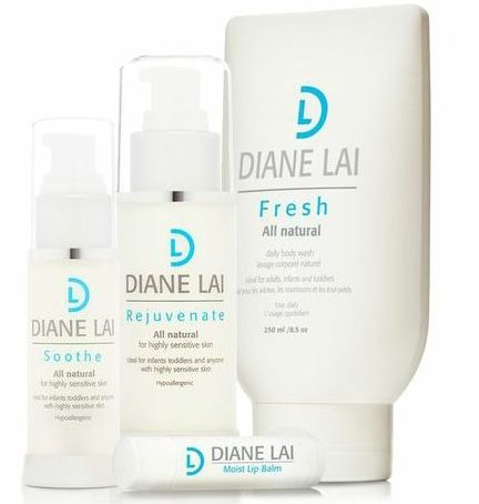 Diane Lai Skincare Gives Back