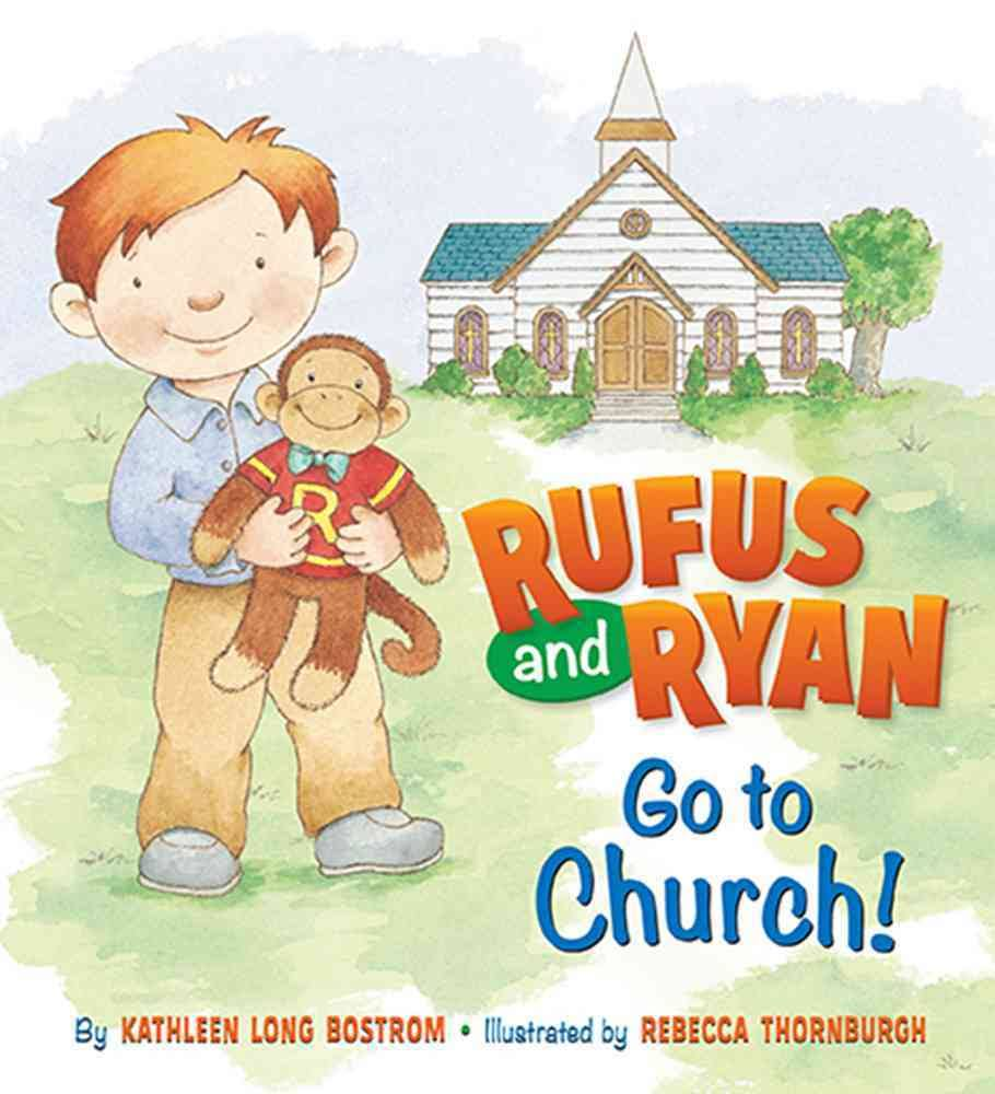 Rufus & Ryan Go To Church