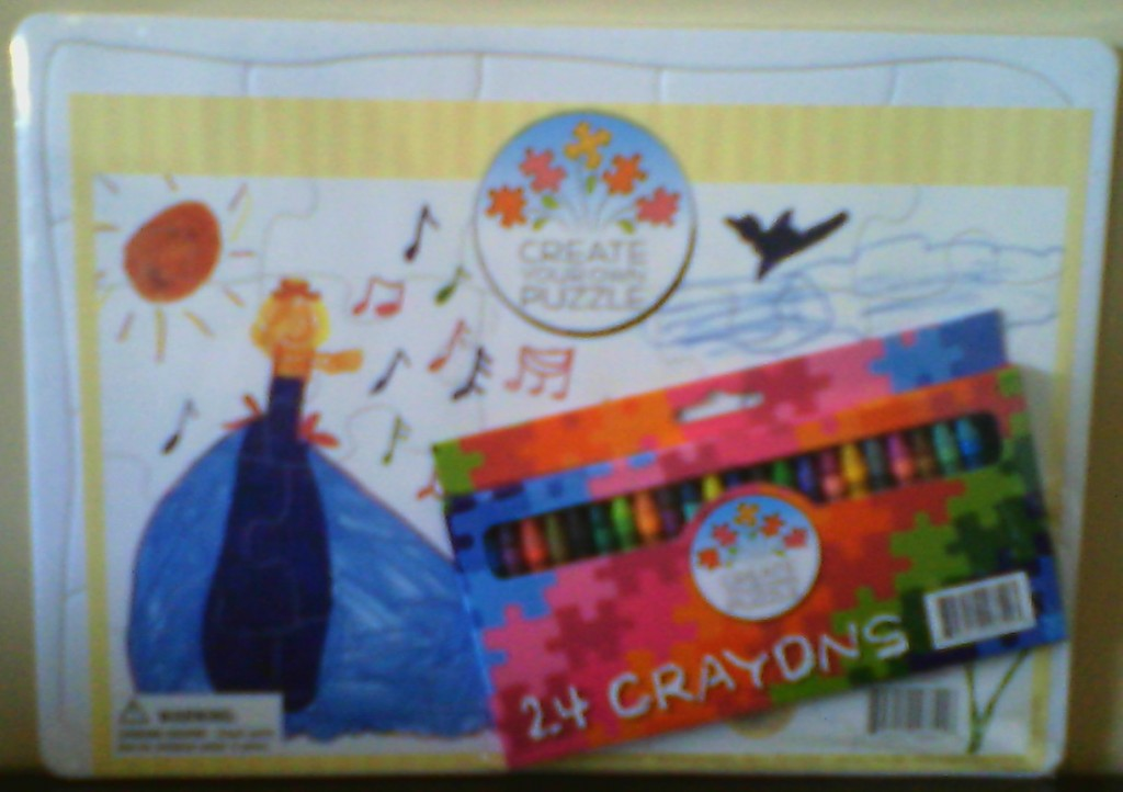 Create Your Own Puzzles Review & Giveaway