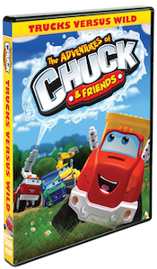 The Adventures of Chuck & Friends DVD Giveaway