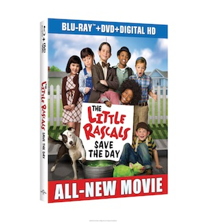 The Little Rascals Save The Day Review