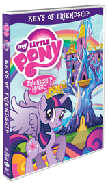 My Little Pony – Friendship Is Magic: The Keys Of Friendship