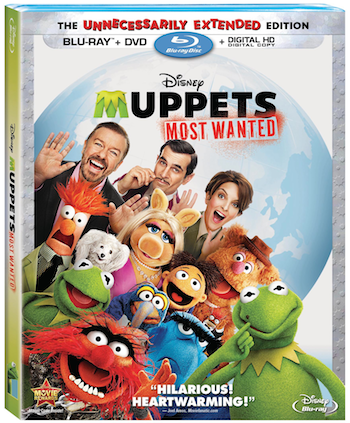 Disney's Muppets Most Wanted Review