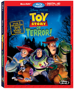 Disney's Toy Story of Terror Out Now