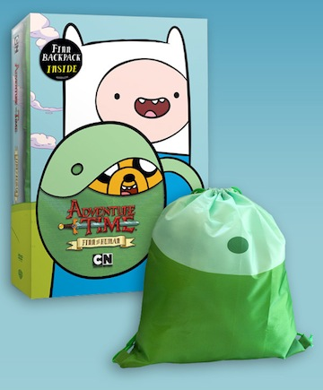 Adventure Time: Finn the Human #GiftGuide