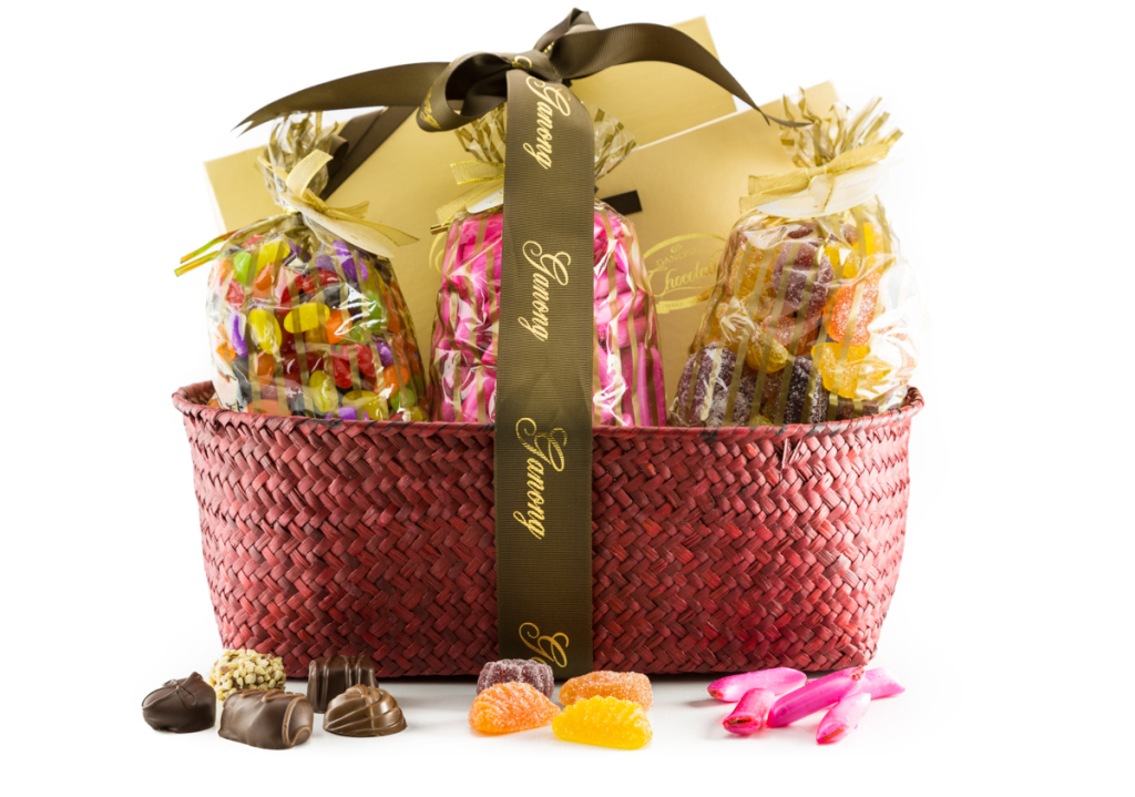 Celebrate The Holidays With A Ganong Gift Basket #GiftGuide